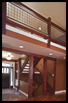 Stairs by Archer Dream Homes