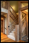 Stairway by Archer Dream Homes