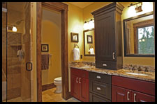 Bathroom by Archer Dream Homes
